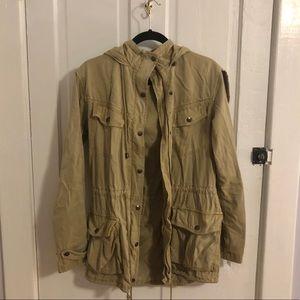 Talula cargo / utility jacket size small